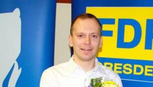 Christoph Blödner, FDP