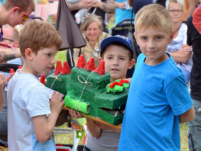 Trachenfest 2205