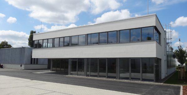 Sachsen Kaelte Neubau