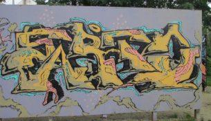 graffiti park leipziger Straße