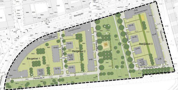 Ortsbeirat stimmt Plänen für Wohnungsbau an der Sternstraße zu