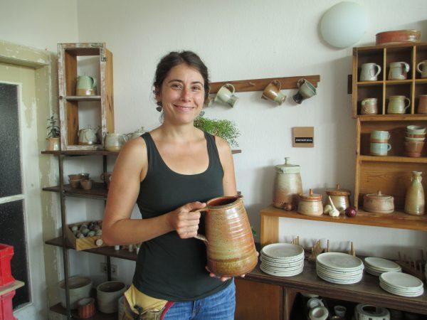 Feuerkinder - Die Keramikwerkstatt Elena Martín Galindo