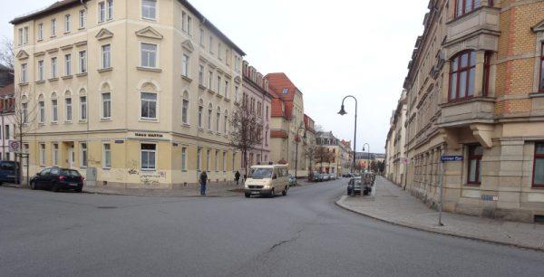 Leisniger Straße Leisniger Platz