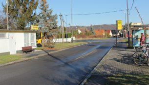 Endhaltestelle Kaditz Am Vorwerksfeld