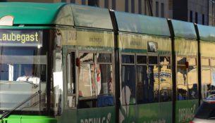 Straßenbahn Linie 4 2112