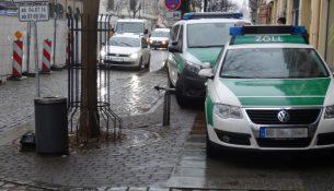 polizeieinsatz oschatzer straße1412