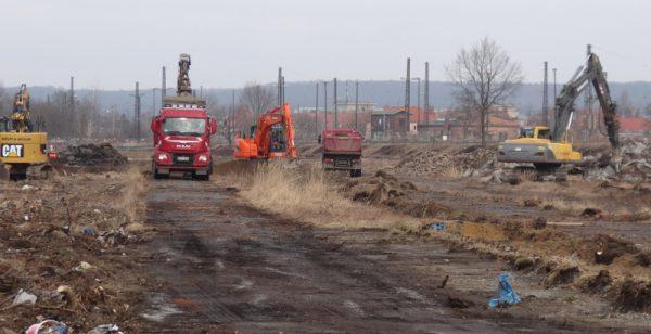 Gehestraße Baustelle 1702