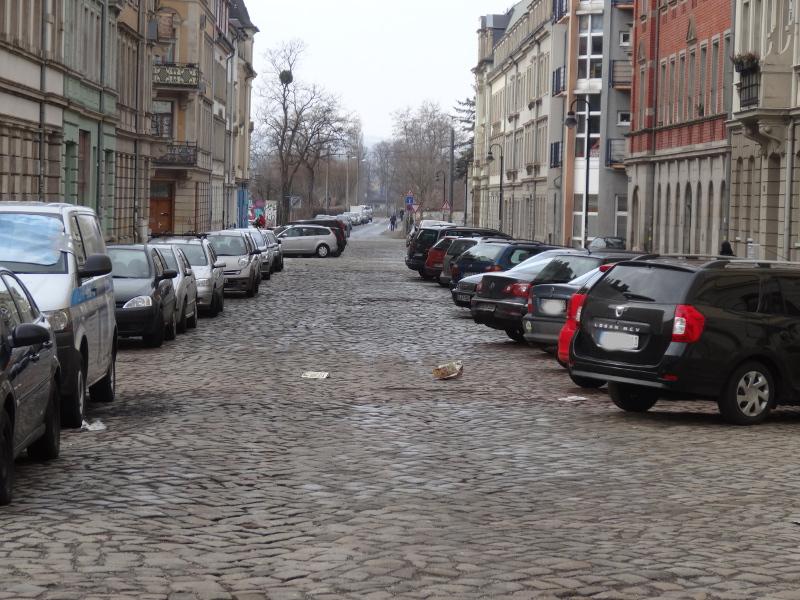 Parken Eisenberger Str