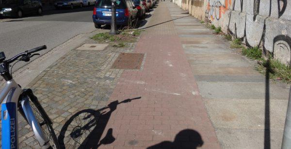 Fahrradstaffel rehefelder straße