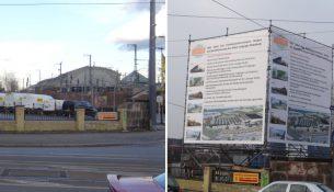 globus banner mit weg 0103