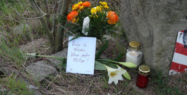 Polizei Philipp Schulze 0604 Blumen