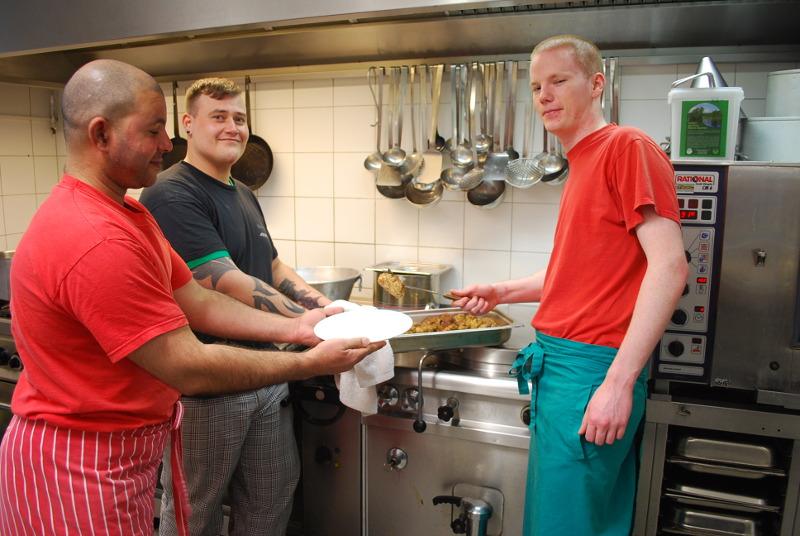 Suppenküche_Pieschen Küche