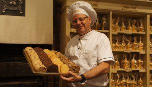 Zuckerbäcker von Beruf: Matthias Walther