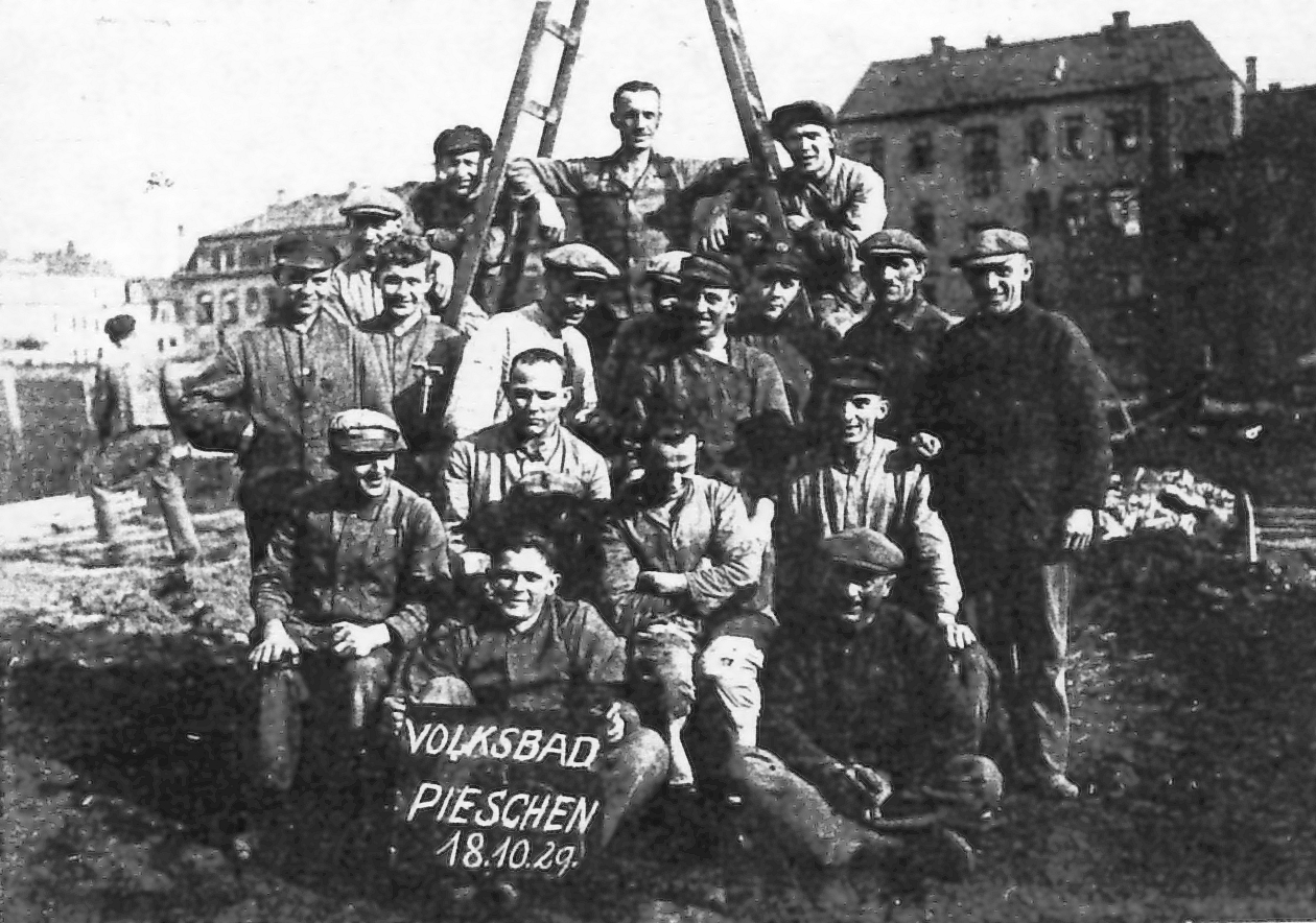 Sachsenbad Bauarbeiter 18101929