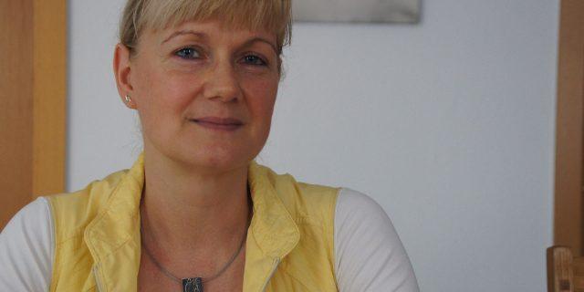 Tierbestatterin mit viel Herz: Manuela Döring