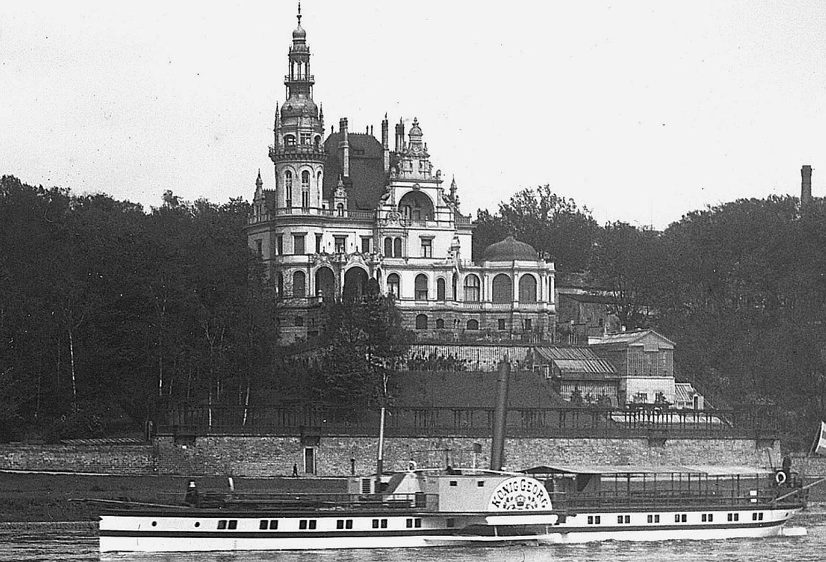 Grumbt Villa Bautzner Str. Nr.112 1935