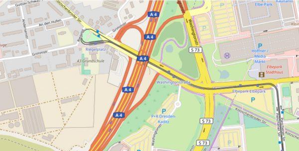 autobahn auffahrt kaditz 2707