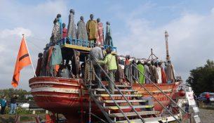 Flüchtlingsschiff 2009