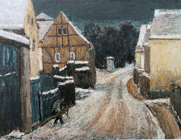 Galerie Nord Theodor Rosenhauer 1977