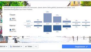 facebook fans demo
