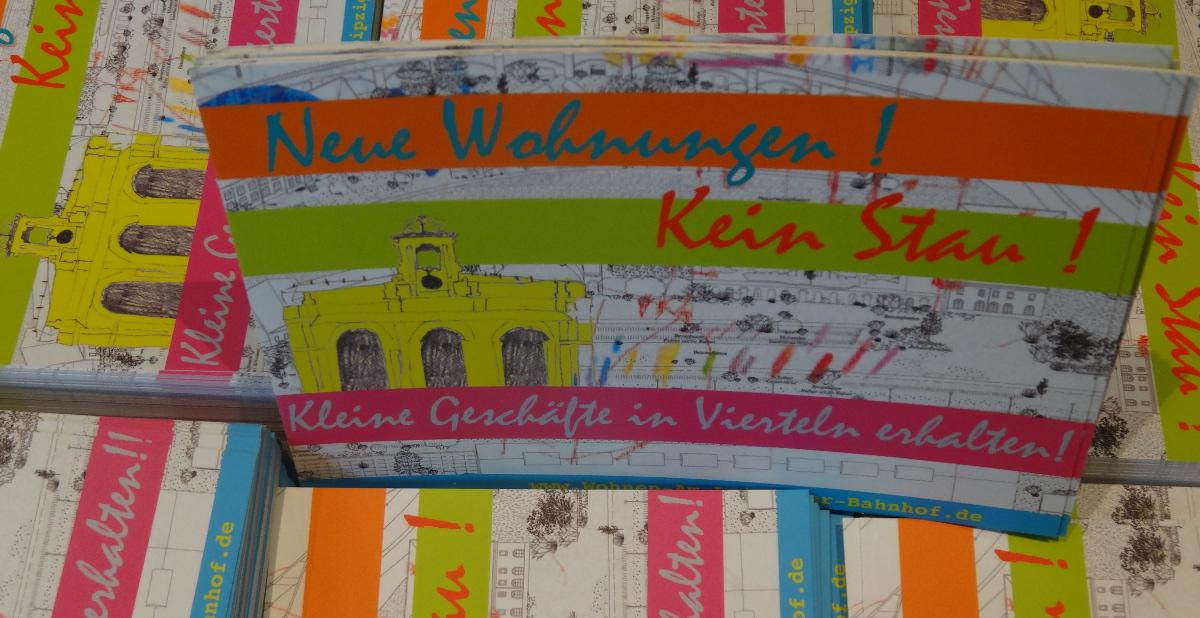 Bürgerinitiative Wohnen am Leipziger Bahnhof 0610 karten