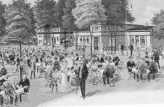euerwehr Feldschlösschen in Neukaditz um 1895