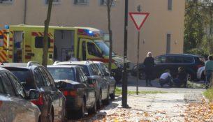 Unfall Leipziger Straße 1710