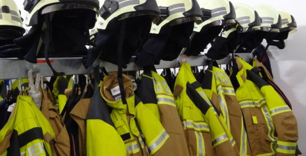 Feuerwehr anzüge