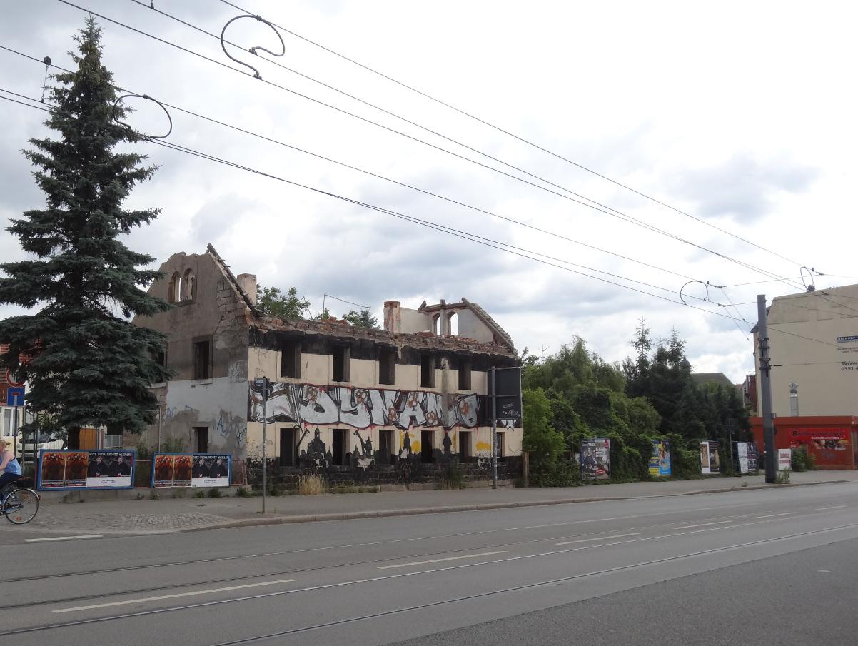 Kulturwerkschule Leipziger Straße 240