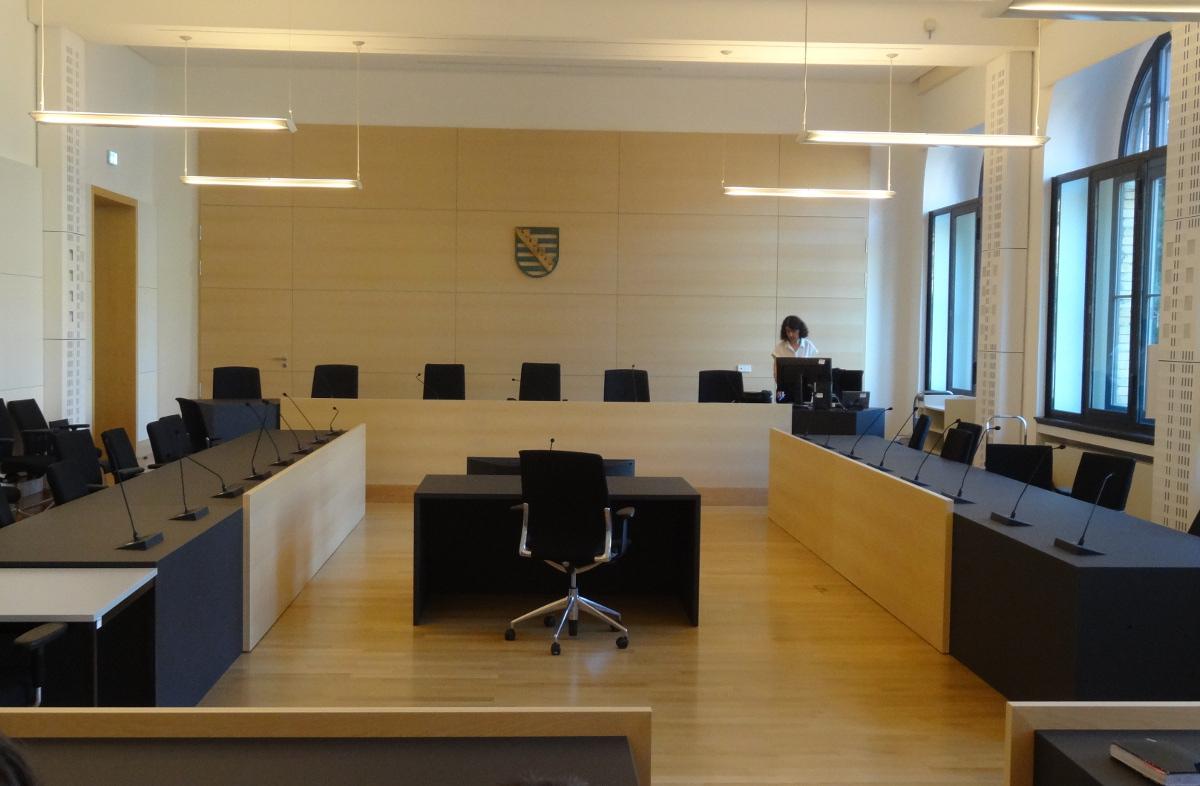 Landgericht Saal