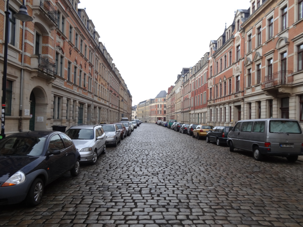 Parken Mohnstraße