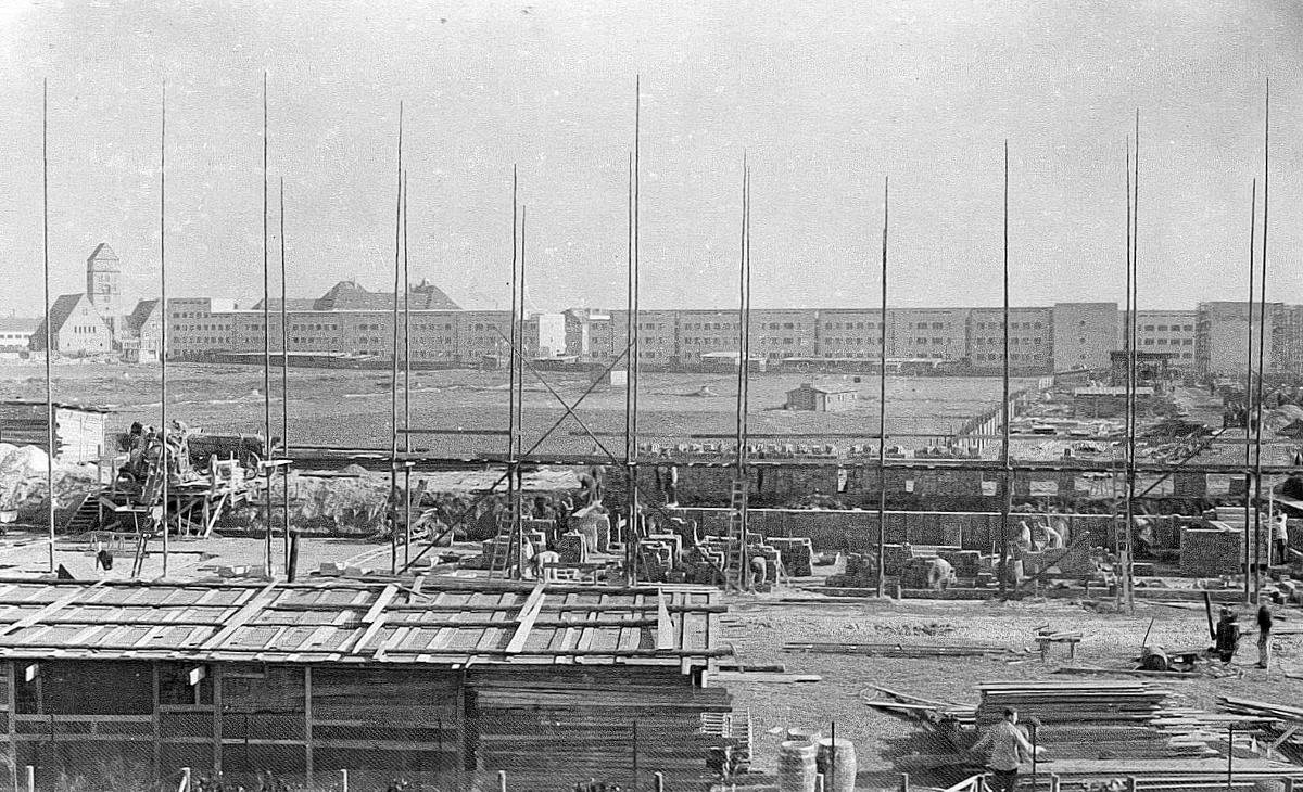 Siedlung Trachau 1931-32