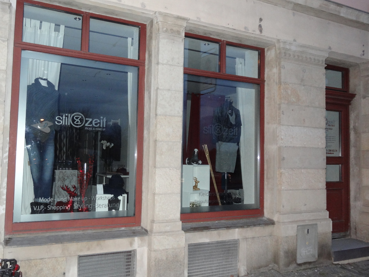 Stilzeit Schaufenster 2411