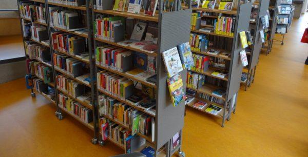 Am Freitag ist Vorlesetag in der Bibliothek Pieschen