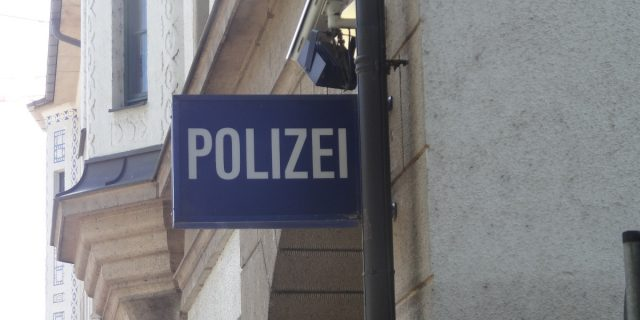 polizei osterbergstrasse