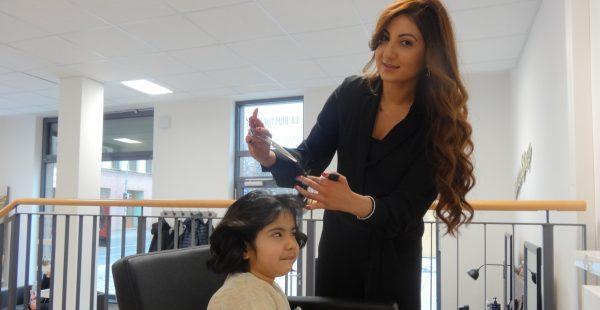 Friseur Serish Khan Ausbildung