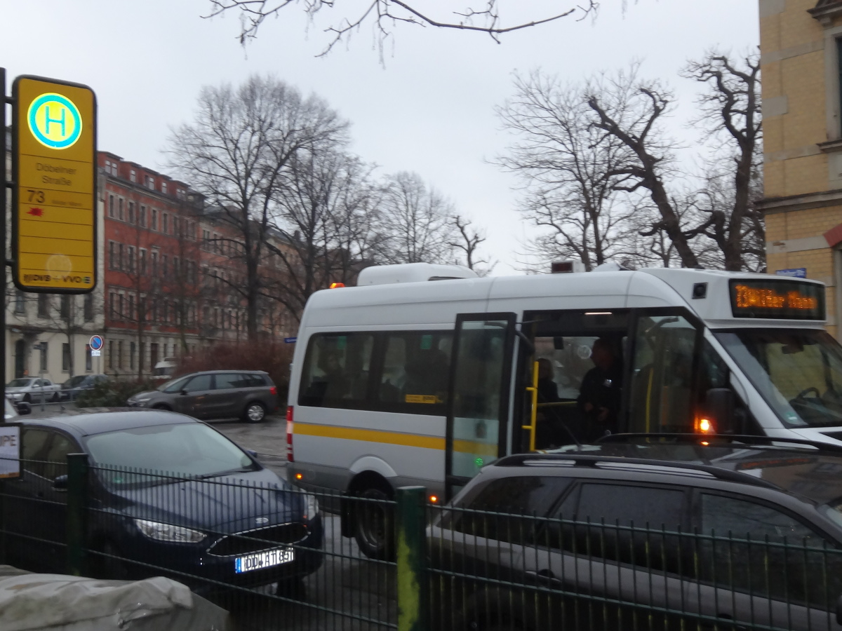 Linie 73 Döbelner Straße
