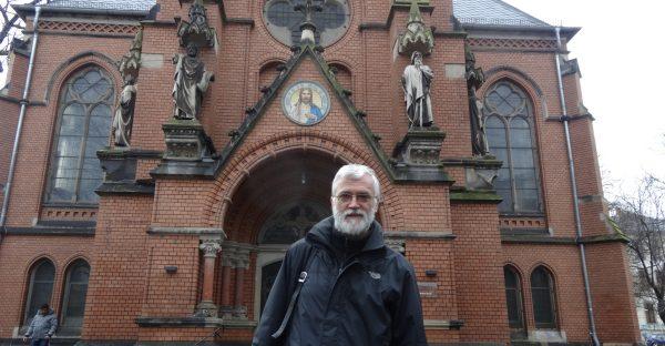Markuskirche Pfarrer Rentsch