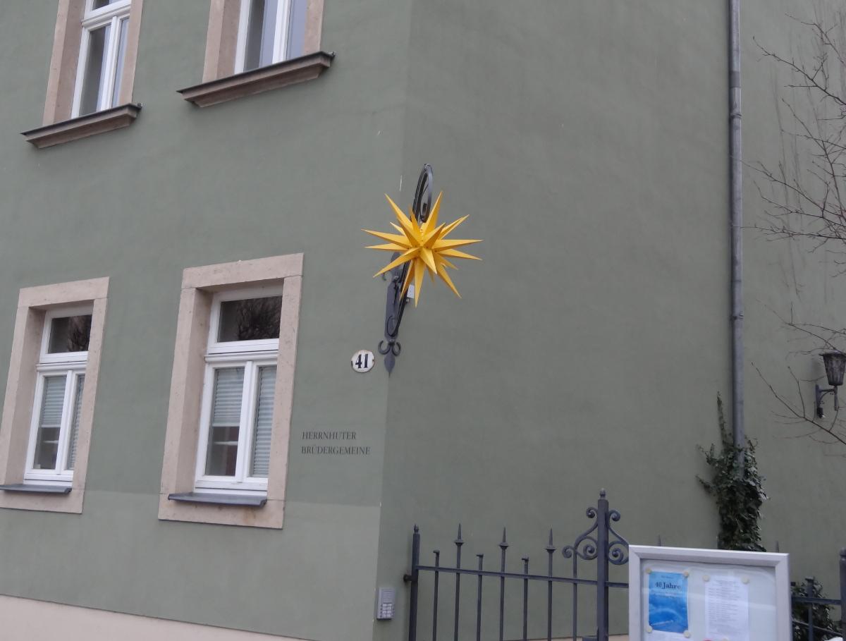 Herrnhut Gemeinde Oschatzer Strasse