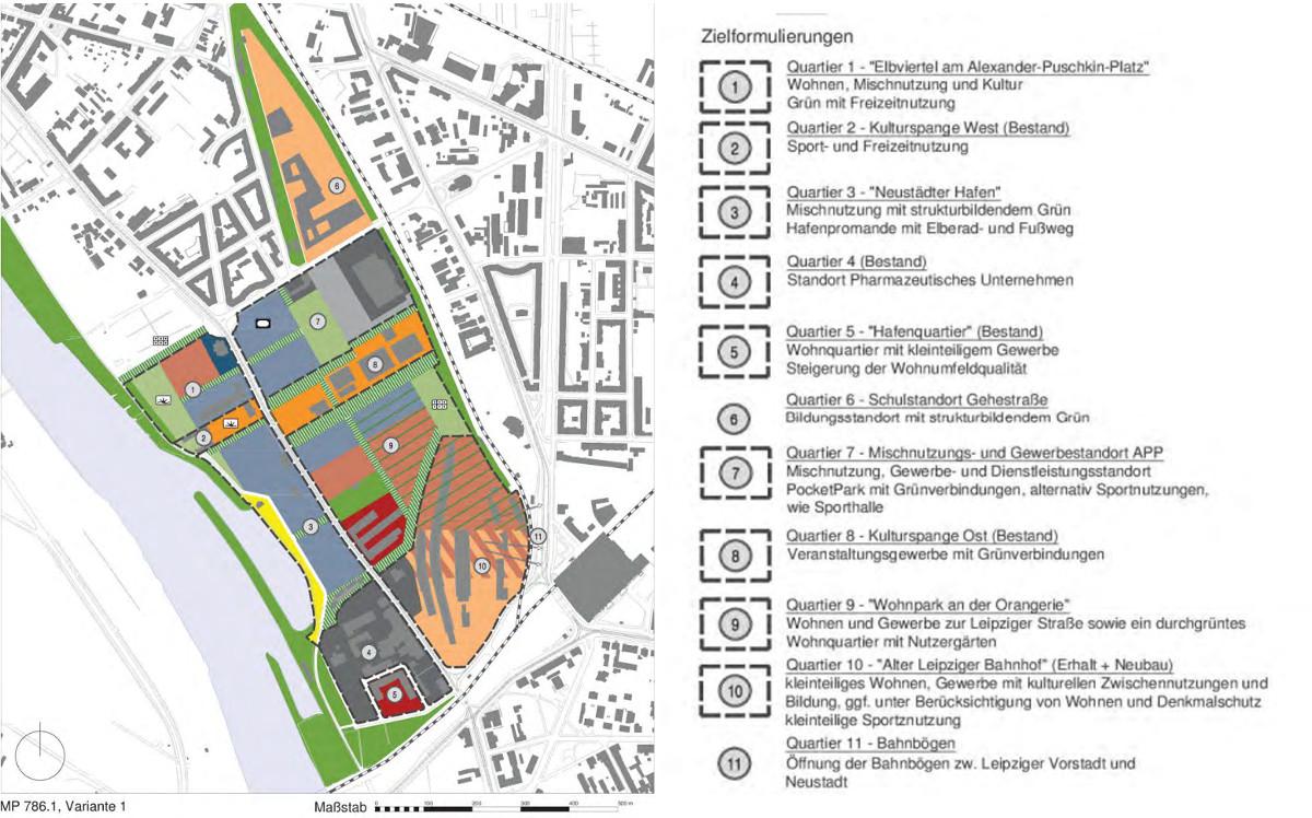 masterplan leipziger vorstadt quartiere