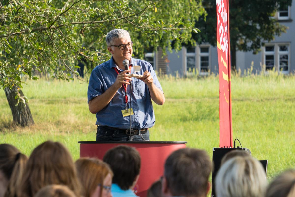 Roter Baum Jugendweihe Tilo Kiessling