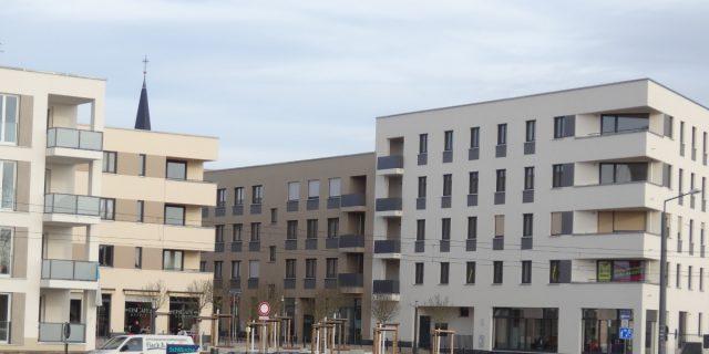 Wohnungsbau Dresden