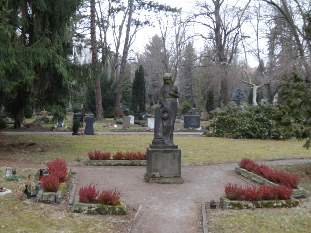 Friedhof St. Markus 0603 Anlage