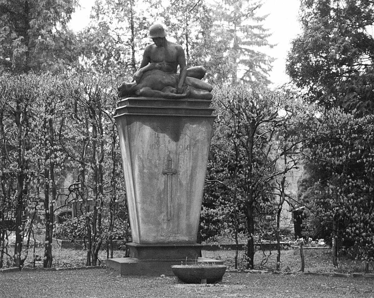 Markusfriedhof Pieschen