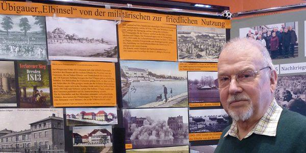 14. Geschichtsmarkt: Luftschiffe in Kaditz - Pioniere in Übigau - Veranstalter zufrieden mit neuem Ausstellungsort