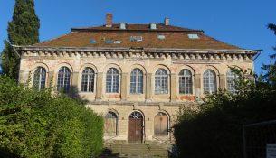 Übigau Schloss wiessner