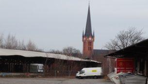 Leipziger Bahnhof Aussicht