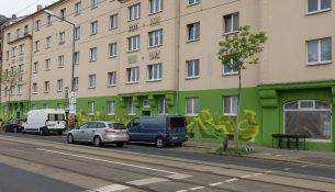 Mole Graffiti 2704 Sockel