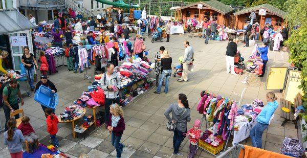 kita rehefelder str 7 flohmarkt staende