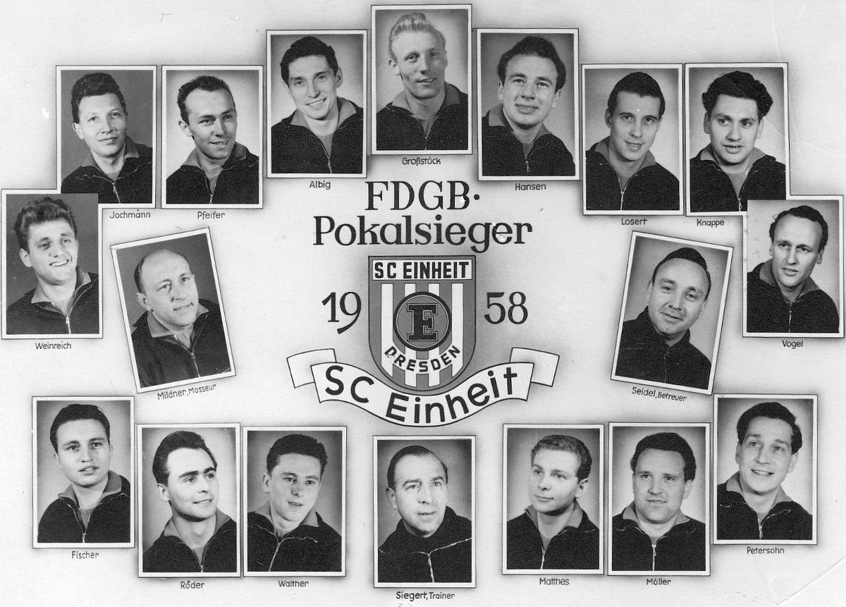 pokalsieger 1958